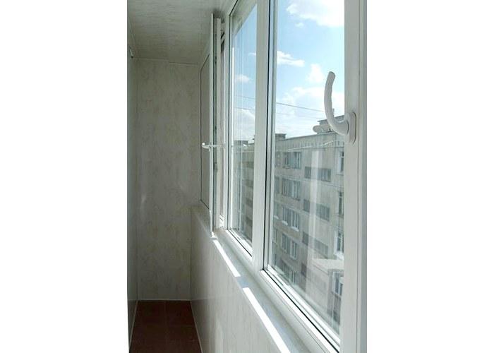 Фото балконное остекление. по вашему желанию можно заказать .
